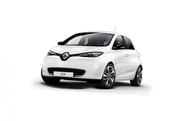 Renault Zoe: Her Er Laderne Som Passer Til Renault Zoe